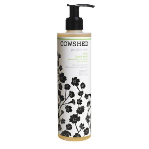Cowshed Zesty Hand Wash | Grubby Cow -  Bloomsbury Store