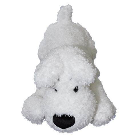 Tintin Soft Toy | Cuddly Positionable Snowy Large -  Bloomsbury Store - 1