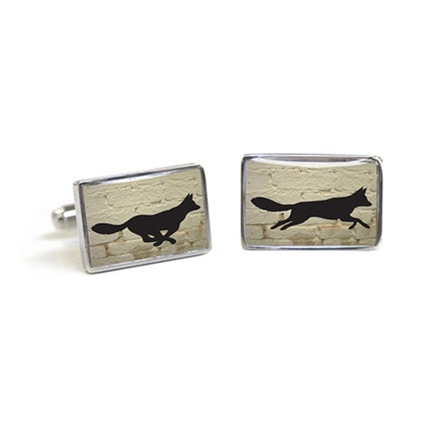 Tyler & Tyler Cufflinks | Mr Fox -  Bloomsbury Store - 1