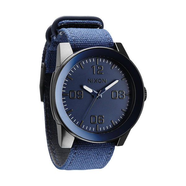 Nixon Corporal Watch | Blue Ano -  Bloomsbury Store - 1