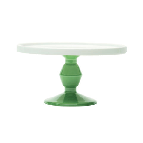 Jansen & Co My Small Cake Stand | Green -  Bloomsbury Store