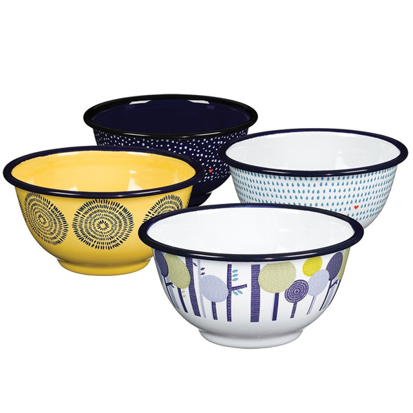 Folklore Set of Four Bowls | Wild and Wolf -  Bloomsbury Store - 1