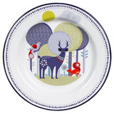 Folklore Set of Two Plates | Wild and Wolf -  Bloomsbury Store - 3