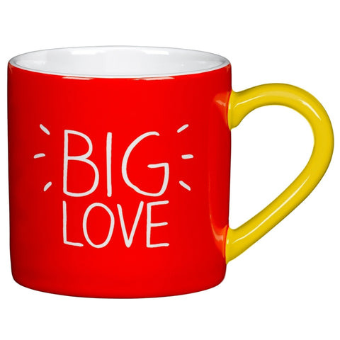 Happy Jackson Big Love Mug | Wild and Wolf -  Bloomsbury Store
