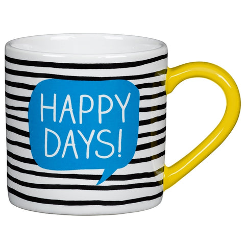 Happy Jackson Happy Days Mug | Wild and Wolf -  Bloomsbury Store