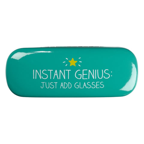 Happy Jackson Glasses Case Instant Genius | Wild and Wolf -  Bloomsbury Store - 1