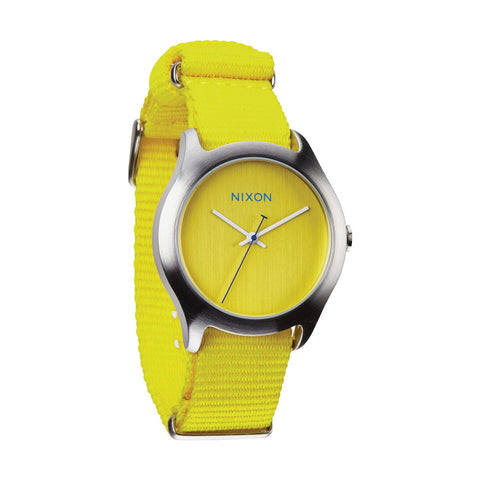 Nixon Mod Watch | Bright Yellow -  Bloomsbury Store - 1