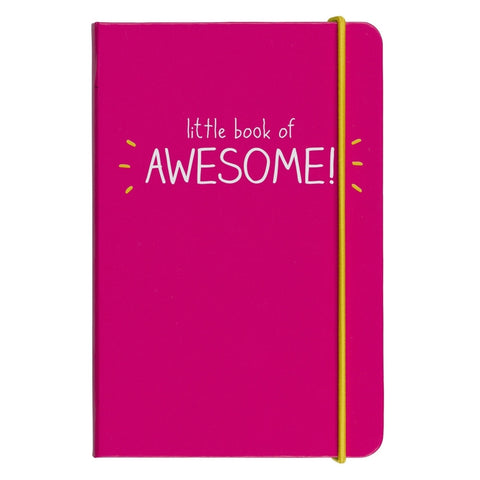 Happy Jackson Awesome A6 Notebook | Wild and Wolf -  Bloomsbury Store - 1