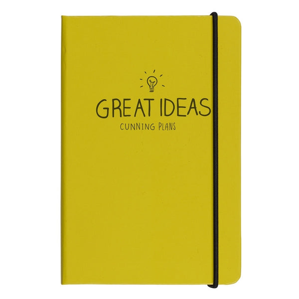 Happy Jackson Great Ideas A6 Notebook | Wild & Wolf -  Bloomsbury Store - 1