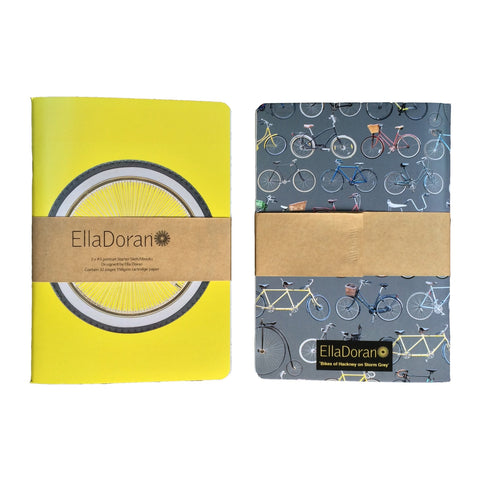 Ella Doran Notebook Set | Tour De France -  Bloomsbury Store