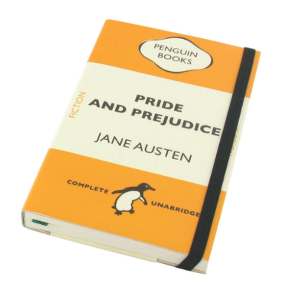 Penguin Notebook | Pride and Prejudice -  Bloomsbury Store
