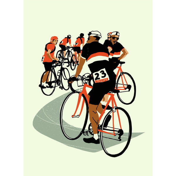 Eliza Southwood Print | Before The Race -  Bloomsbury Store