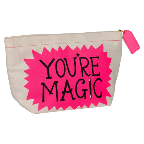 Hazel Nicholls You're Magic Medium Canvas Bag | Wild & Wolf -  Bloomsbury Store - 1