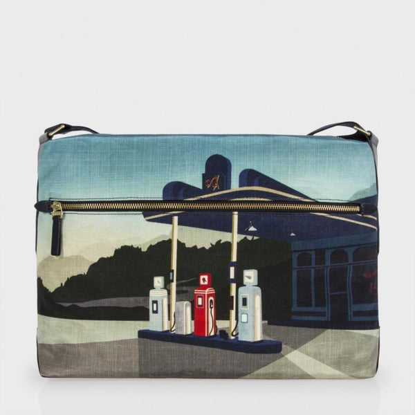 Paul Smith Accessories | Graphic Garage Flight Bag -  Bloomsbury Store - 1