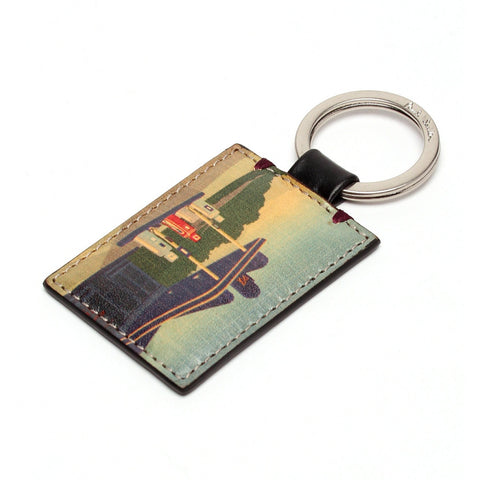 Paul Smith Accessories | Graphic Garage Keyfob -  Bloomsbury Store - 1