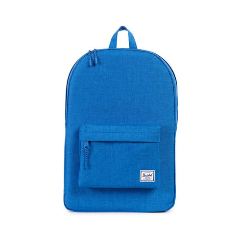 Classic Cobalt Crosshatch Backpack | Herschel -  Bloomsbury Store - 1