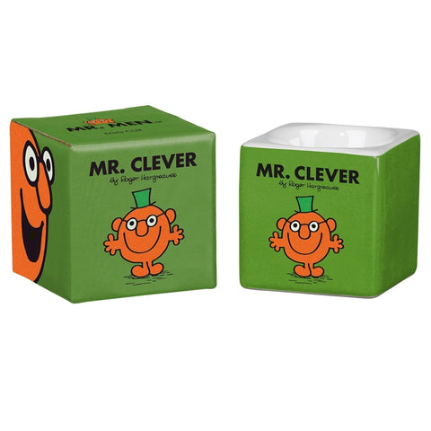Mr Clever Egg Cup | Wild & Wolf -  Bloomsbury Store