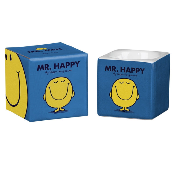 Mr Happy Egg Cup | Wild & Wolf -  Bloomsbury Store