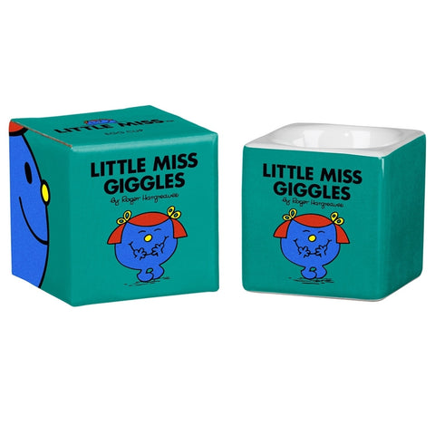 Little Miss Giggles Egg Cup | Wild & Wolf -  Bloomsbury Store