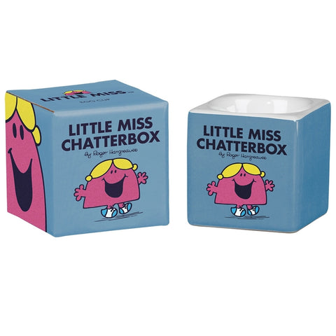 Little Miss Chatterbox Egg Cup | Wild & Wolf -  Bloomsbury Store