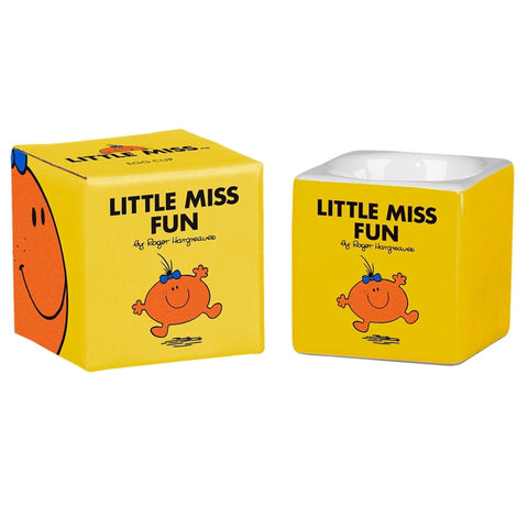 Little Miss Fun Egg Cup | Wild & Wolf -  Bloomsbury Store