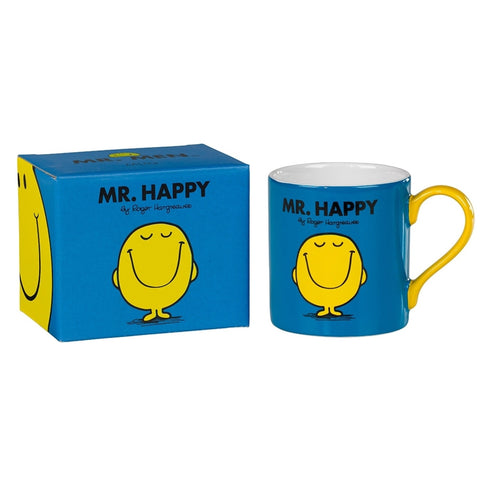 Mr Happy Mug | Wild & Wolf -  Bloomsbury Store