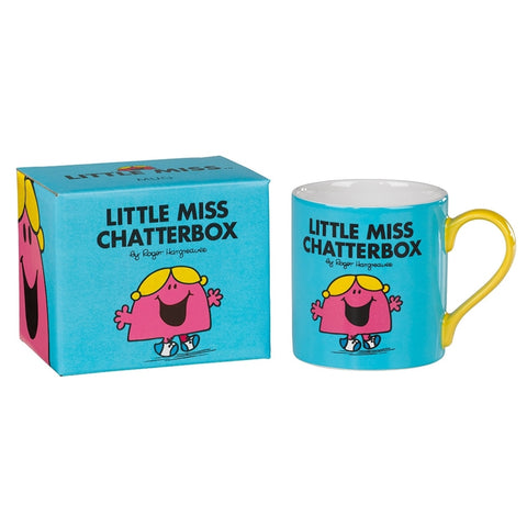 Little Miss Chatterbox Mug | Wild & Wolf -  Bloomsbury Store
