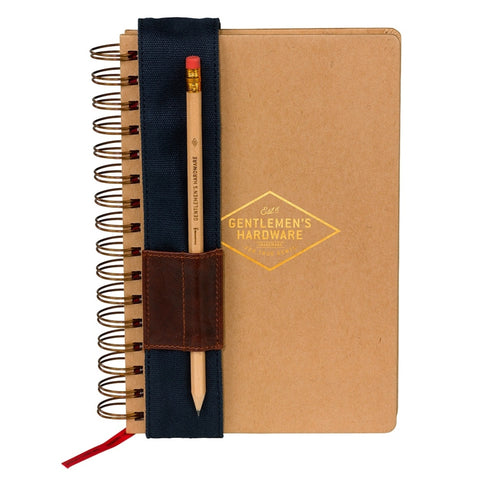 Gentlemen's Hardware Notebook | Wild & Wolf -  Bloomsbury Store - 1