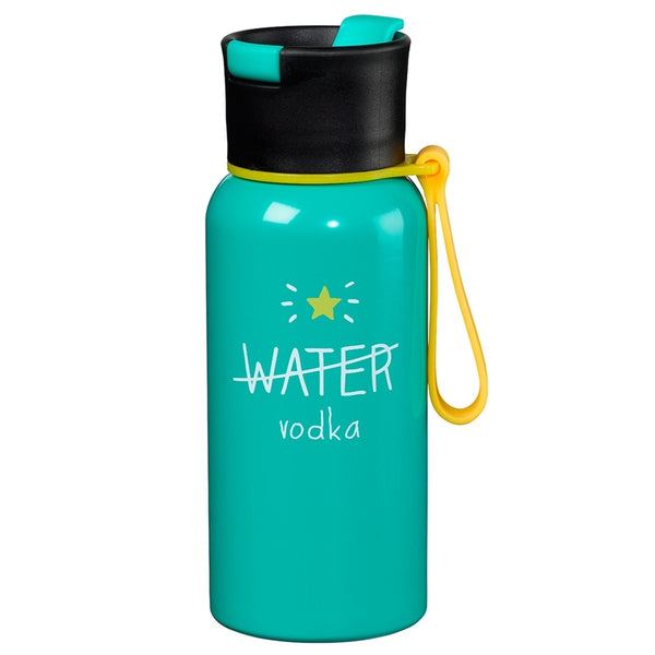 Happy Jackson Water/Vodka Water Bottle | Wild & Wolf -  Bloomsbury Store - 1