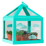 Thoughtful Gardener Mini Green House | Wild & Wolf -  Bloomsbury Store - 3