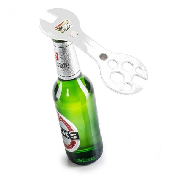Bike Multi Tool Bottle Opener - white Bloomsbury Store - 5