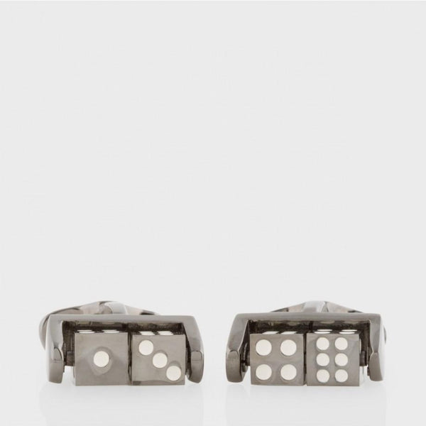 Paul Smith Accessories | Spinning Dice Cufflinks -  Bloomsbury Store - 1
