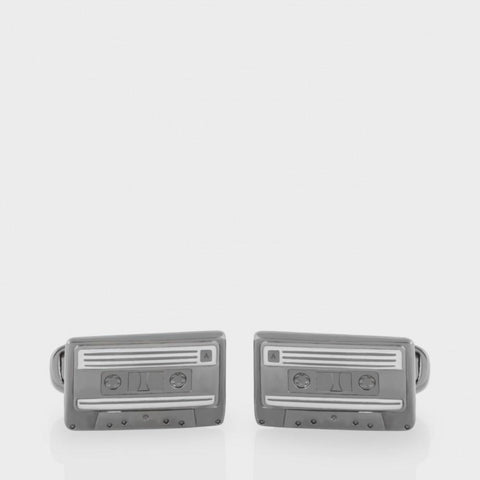 Paul Smith Accessories | Music Cassette Cufflinks -  Bloomsbury Store - 1