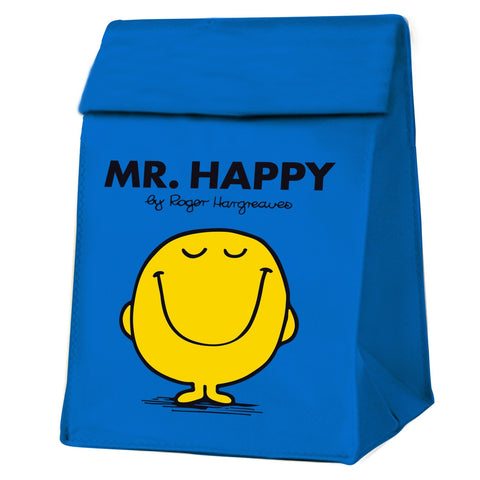 Mr Happy Lunch Bag | Wild & Wolf -  Bloomsbury Store