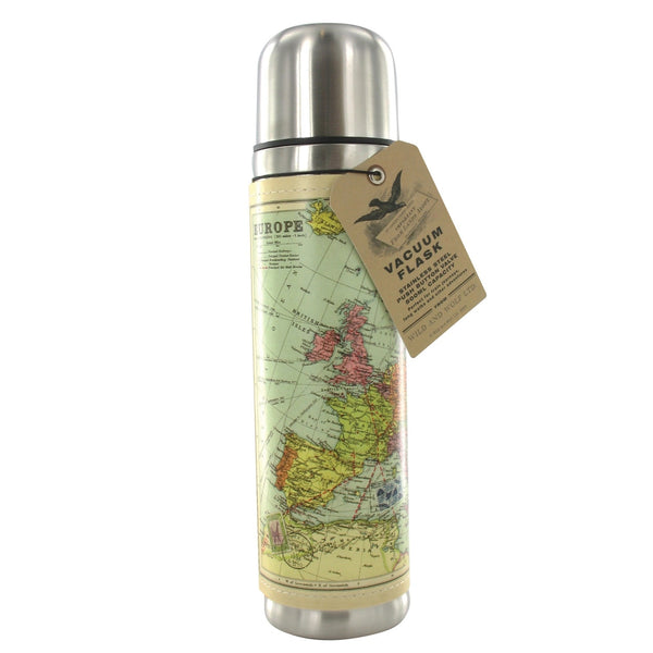 Travel Flask | Wild and Wolf -  Bloomsbury Store