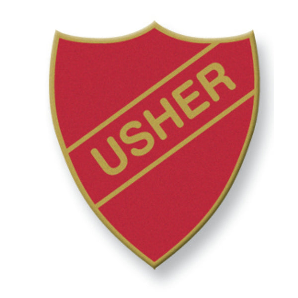 Usher School Badge | Wild and Wolf -  Bloomsbury Store