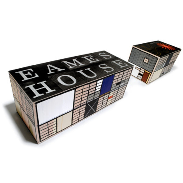 Eames House Blocks -  Bloomsbury Store - 1