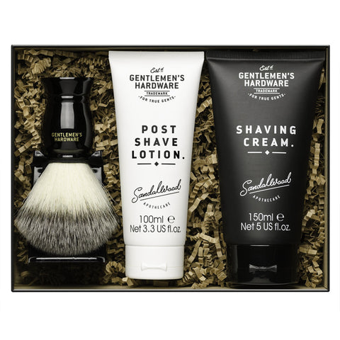 Gentlemen's Hardware Shaving Kit | Wild & Wolf -  Bloomsbury Store - 1