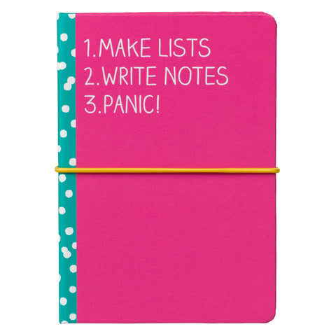 Happy Jackson Sticky Notes & Notebook - Make Lists  | Bloomsbury Store - 1