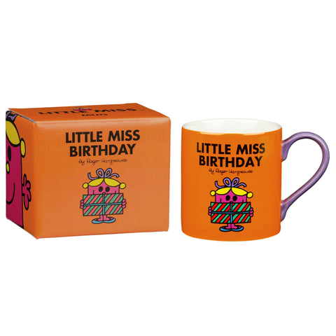 Little Miss Birthday Mug | Wild and Wolf -  Bloomsbury Store