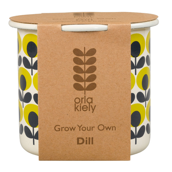 Orla Kiely Grow Your Own Dill | Wild & Wolf -  Bloomsbury Store - 1