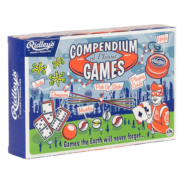 Ridley's Utopia Compendium of Games | Wild & Wolf -  Bloomsbury Store - 1