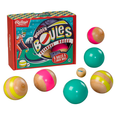 Ridley's Boules Set | Wild & Wolf -  Bloomsbury Store - 1