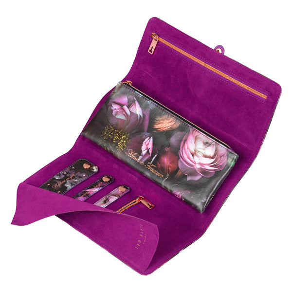 Ted Baker Jewellery Roll Shadow Flora | Wild & Wolf -  Bloomsbury Store - 1