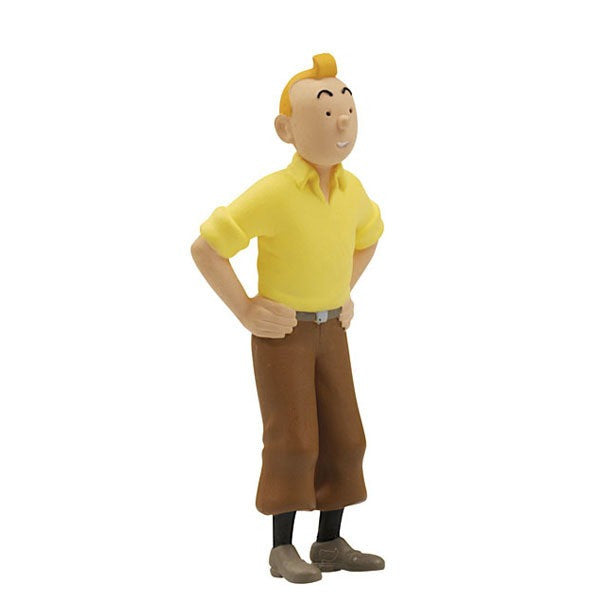 Tintin Figurine | Hands On Hips Large -  Bloomsbury Store