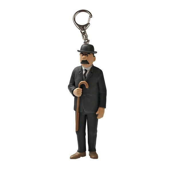 Tintin Keyring | Thomson with Cane Large -  Bloomsbury Store