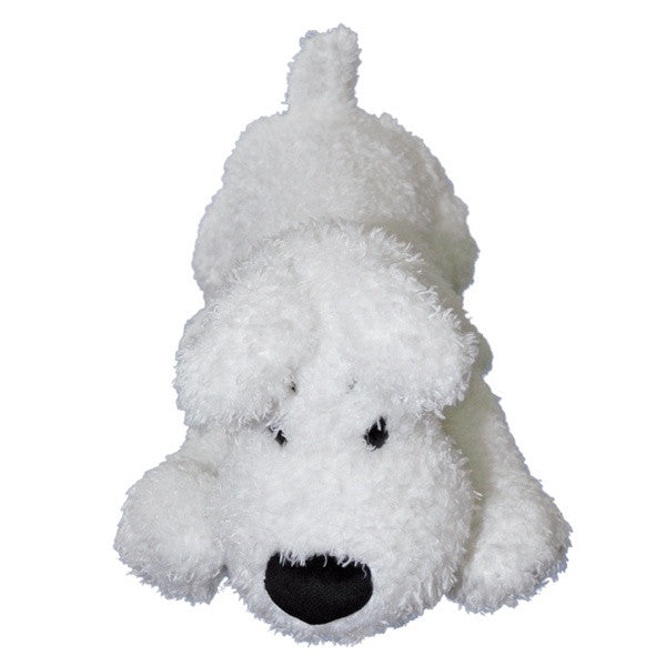 Tintin Soft Toy | Cuddly Positionable Snowy -  Bloomsbury Store