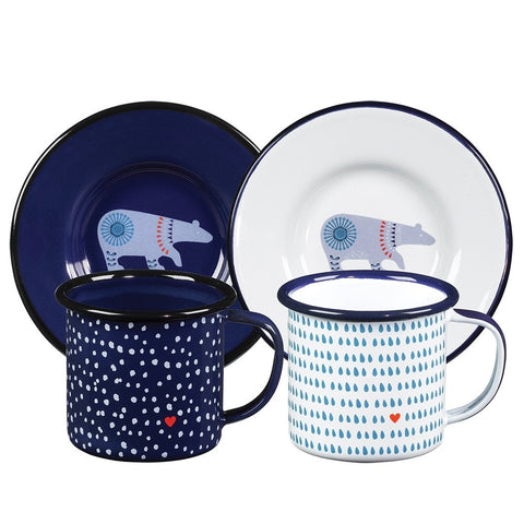 Folklore Espresso Set | Wild and Wolf -  Bloomsbury Store