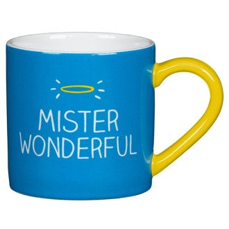 Happy Jackson Mr Wonderful Mug | Wild and Wolf -  Bloomsbury Store