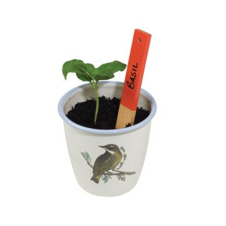 Thoughtful Gardener Seed Markers | Wild & Wolf -  Bloomsbury Store - 1